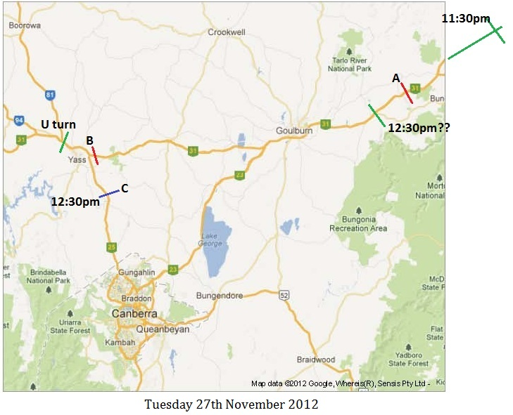GoulburnCanberra-map27Nov2012