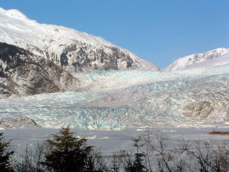 nature-mendenhall-glacier