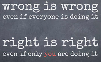 right&wrongsm